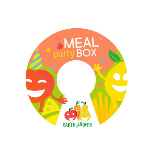 kids meal box