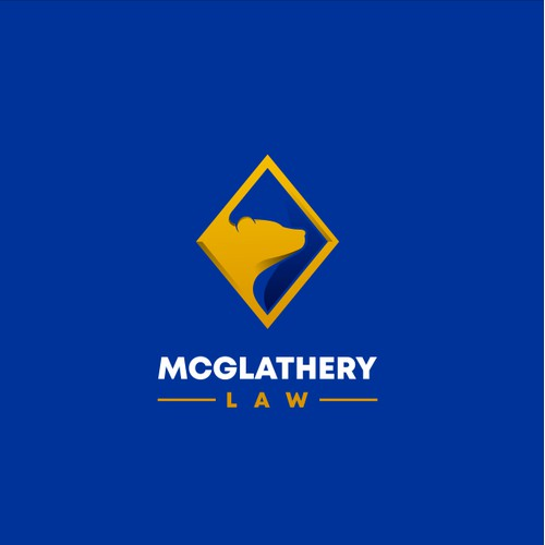 Modern Logo for Law Firm
