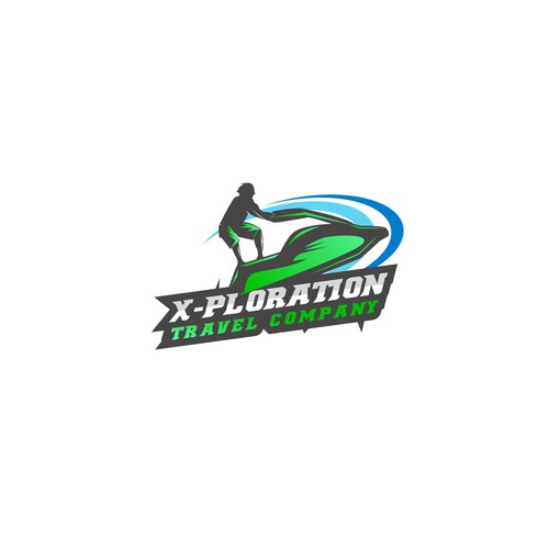 Design a logo for a Travel and Excursion Company