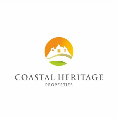 Coastal Heritage Logo Design