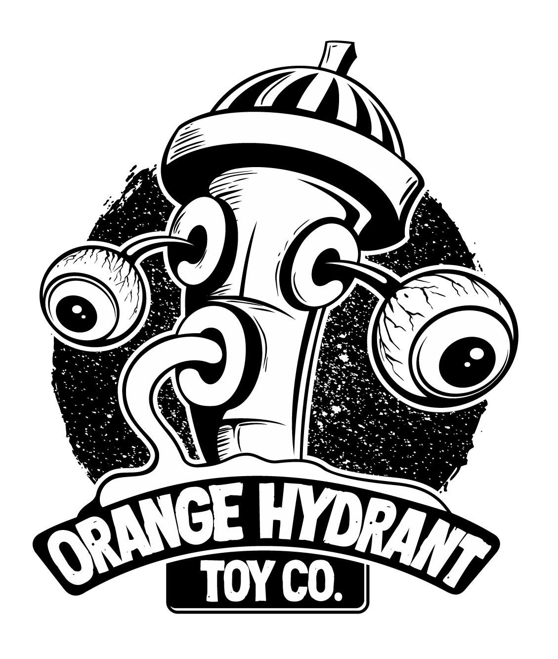 Toy Company Logo for 90s Cartoon Fans