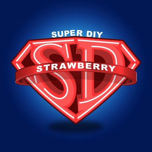 Logo Design for Super DIY