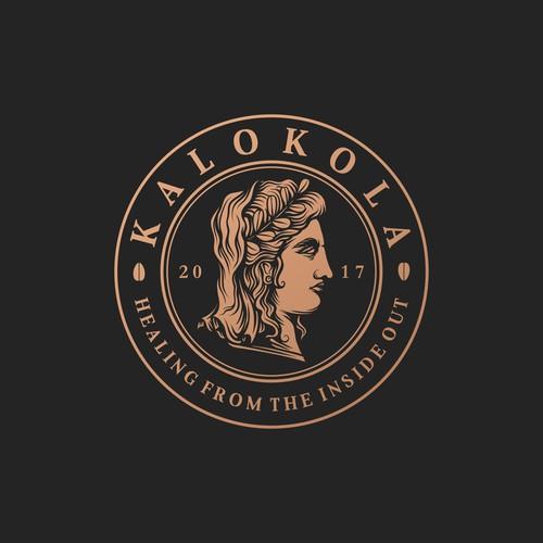 Kalokola logo badge