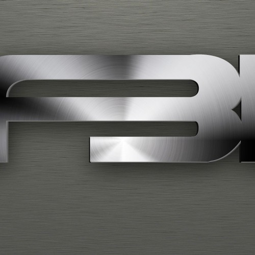 REVAMP our Current Logo with Metal Texture and 3D Effect