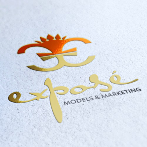 New logo wanted for Expose' Models and Marketing