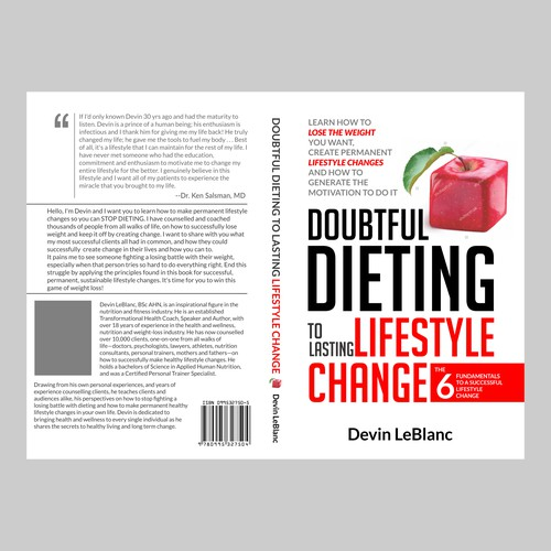 DOUBTFUL DIETING TO LASTING LIFESTYLE CHANGE