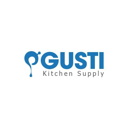 logo for Gusti Kitchen Supply
