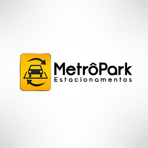 Logo For METRÔ PARK