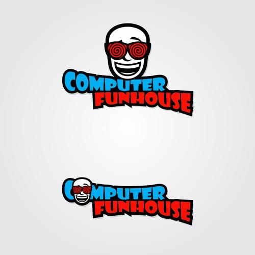 Logo for an IT TV Show