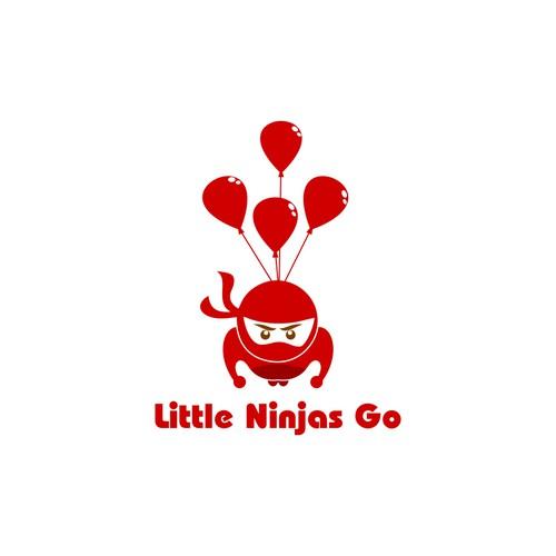 Little Ninjas Go
