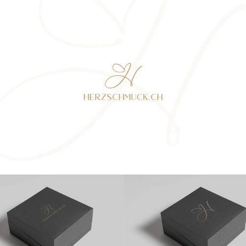 Conceito para logotipo de jóias