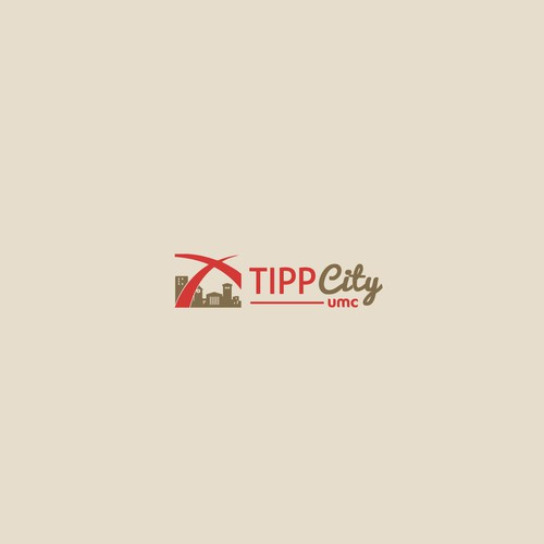 Logo design For a downtown community