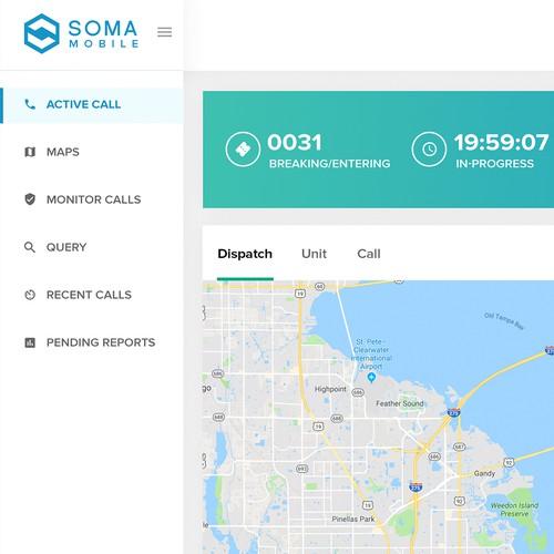 SOMA Mobile app redesign