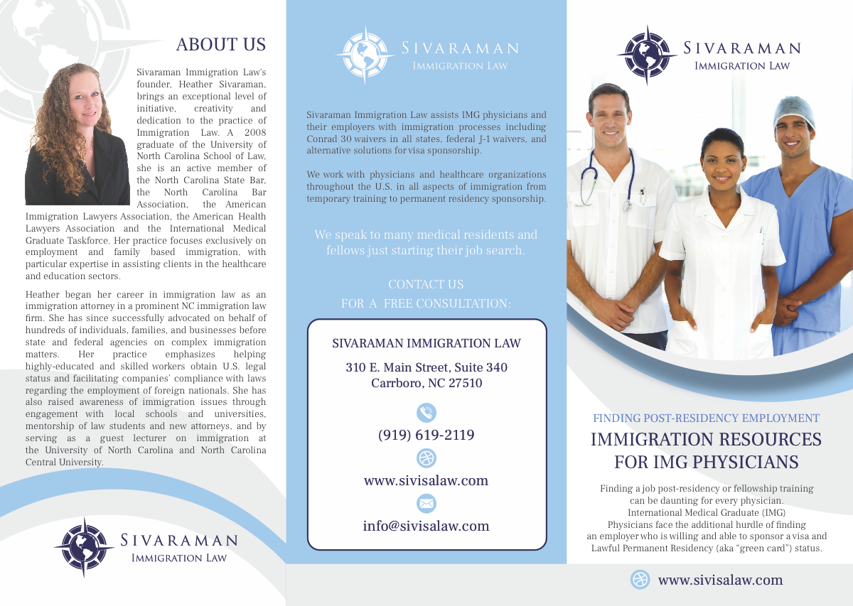 Brochure for Physicians