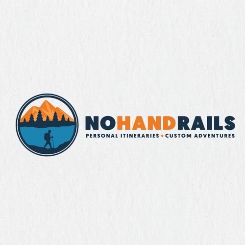 No Hand Rails