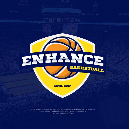 Enhance - Logo Design contest entry