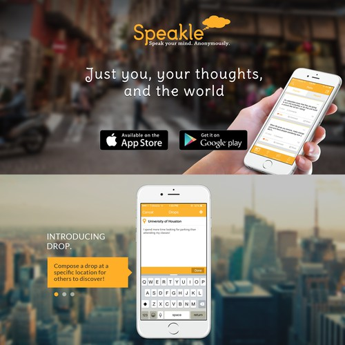 Speakle