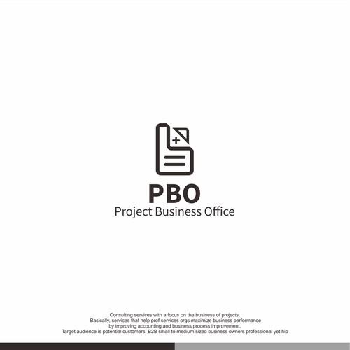 PBO Logo concept