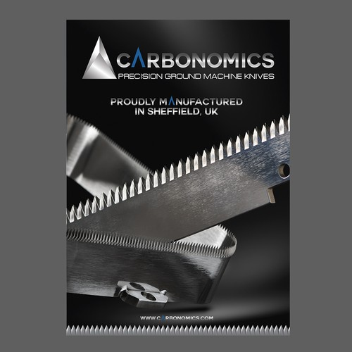 Carbonomics Bi-Fold brochure.