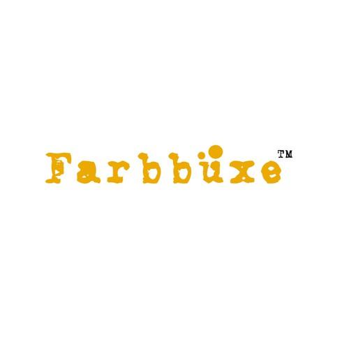 Logo design for Farbbüxe