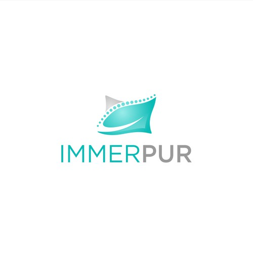 Logo design for ImmerPur