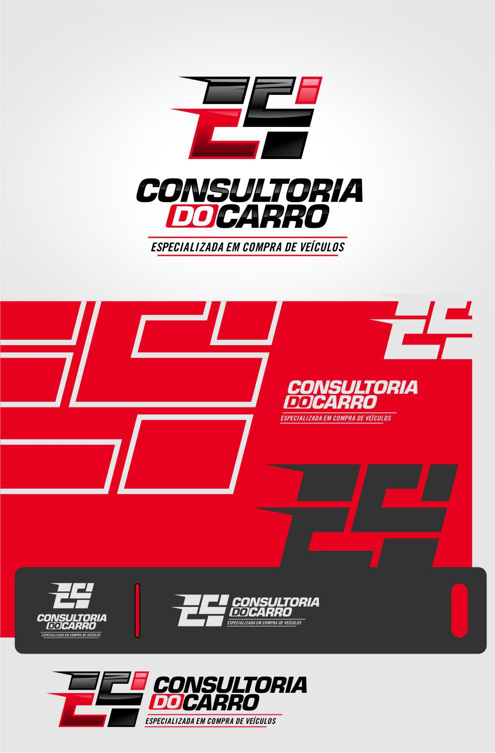 'Consultoria do Carro' Needs Your Help To Create A New Logo