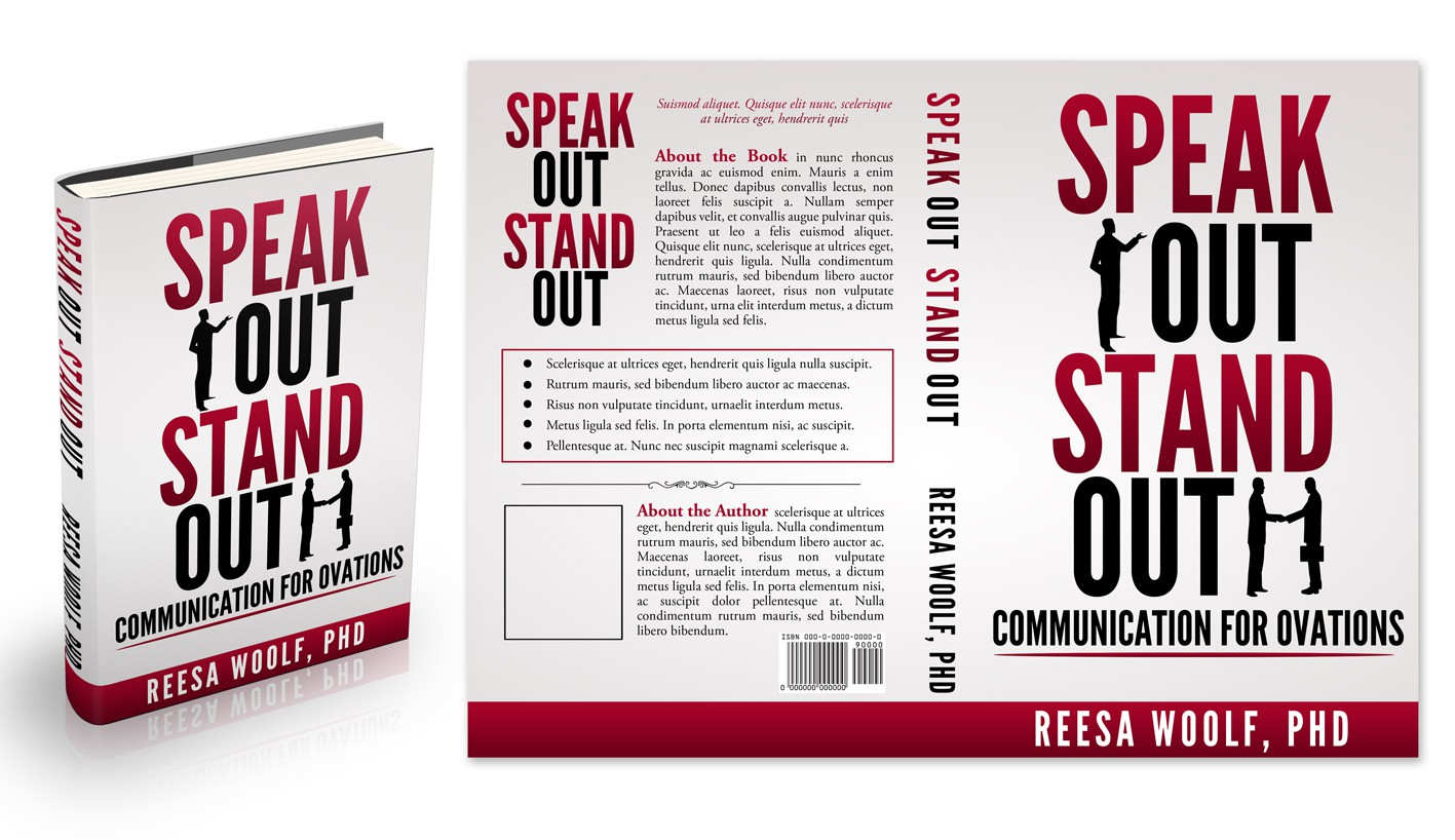 New book or magazine cover wanted for ConfidentSpeaking.com