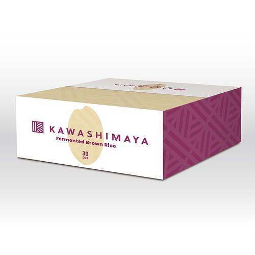 Kawashimaya fermented brown rice