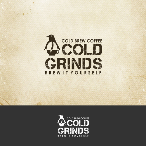 Creative Logo Design for Cold brew coffee