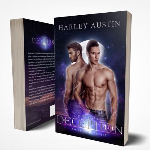 Deception Book Cover Design 2