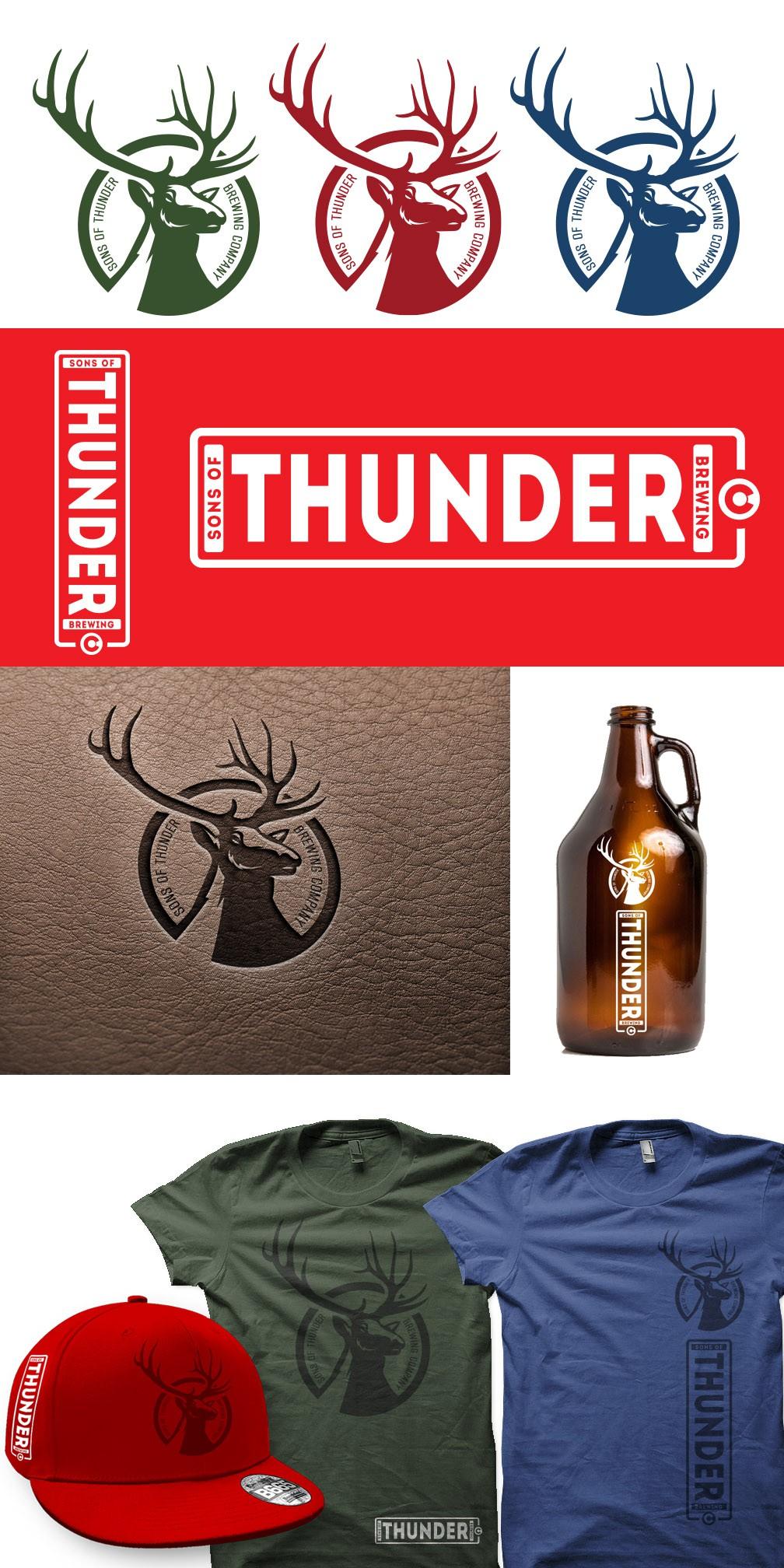 Create a winning logo design for a Colorado Mountain Brewery