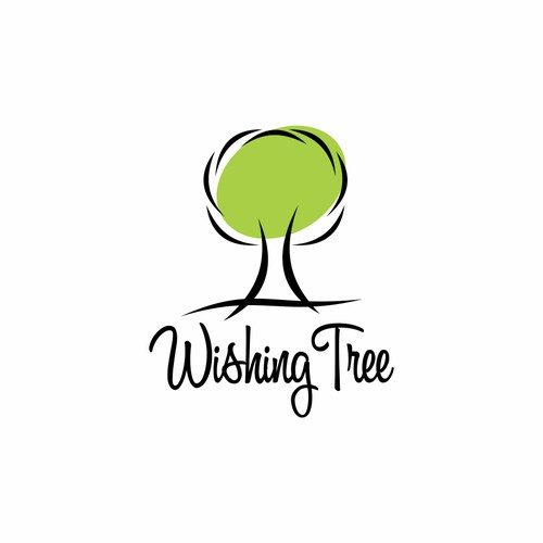 Create the next logo for Wishing Tree