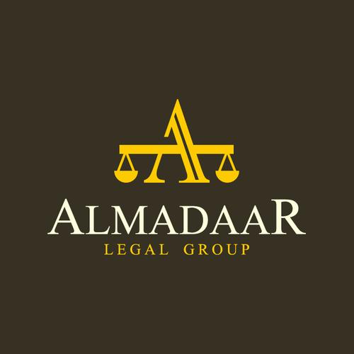 logo for Almadaar Legal Group
