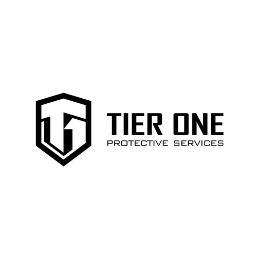 Logo concept for security company