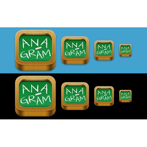 anagram app icon
