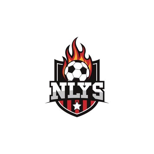 Logo For NYLS Soccer Team