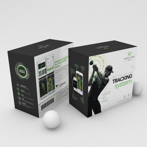 Arccos 360 Packaging