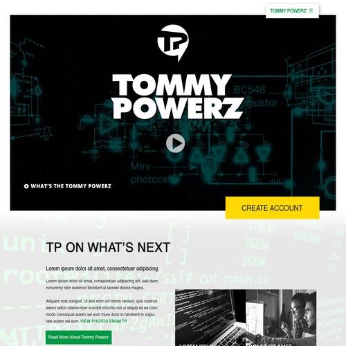 Tommy Powerz