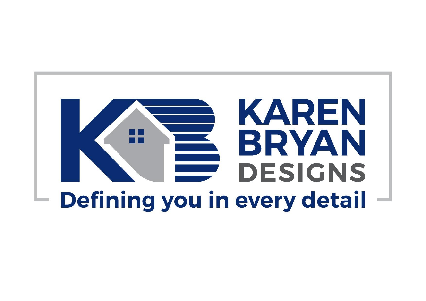 "Design a standout unique WOW factor logo for ""Karen Bryan Designs"""