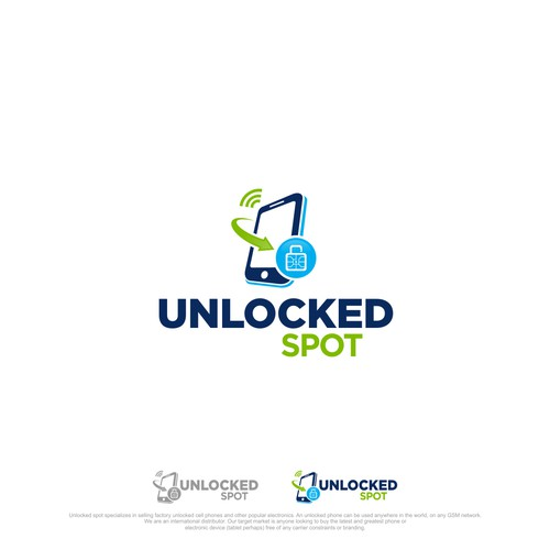 Unlocked Spot