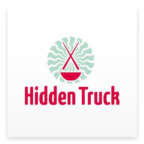 Logo concept for Foo Truck