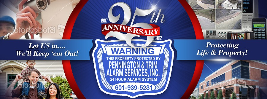 New business or advertising wanted for Pennington and Trim Alarm Services, Inc.