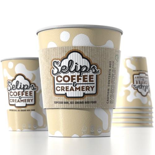 Selip's Drive thru coffee bar