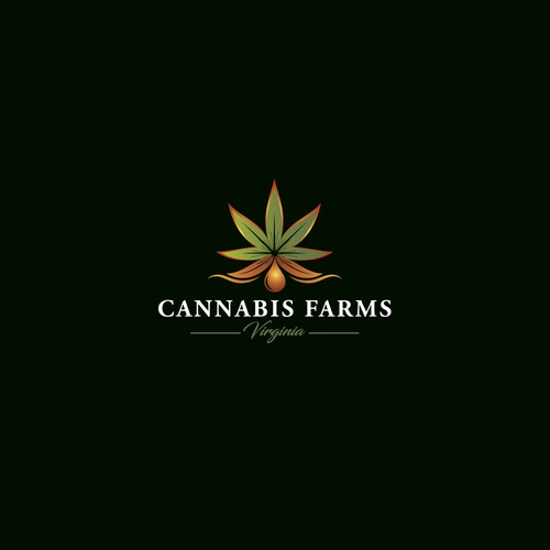 Cannabis farms Virginia logo
