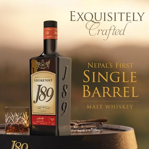 J89 Whiskey Design