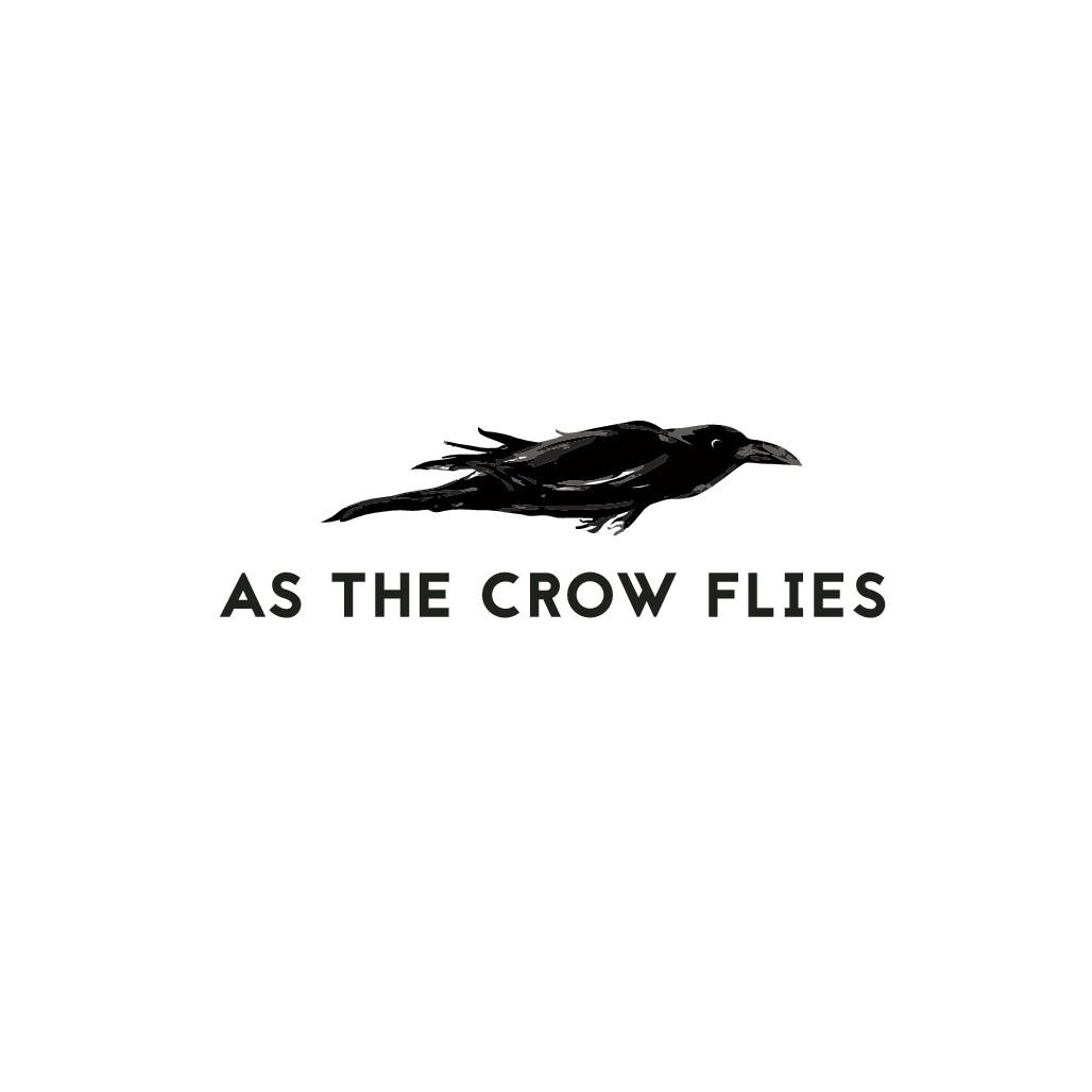 Show us how the crow flies!