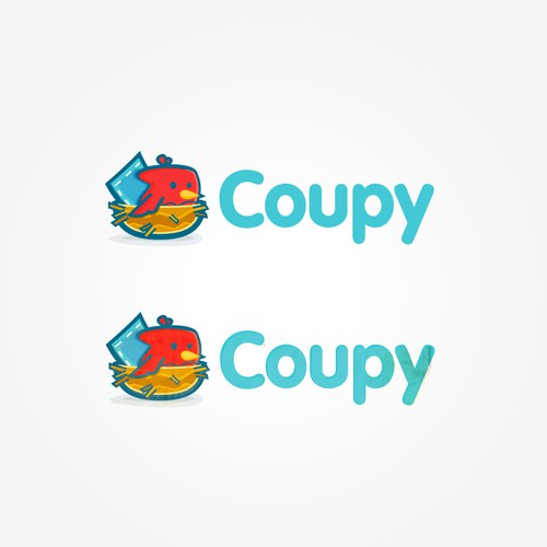 Help Coupy with a new logo