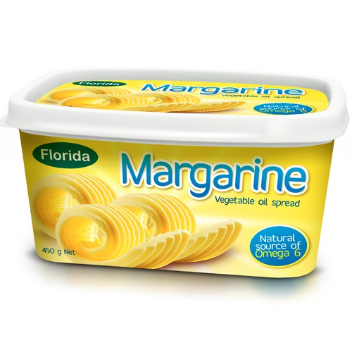 Packaging Design for a Margarine