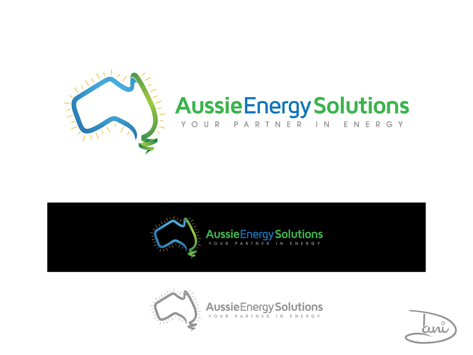 New logo wanted for Aussie Energy Solutions
