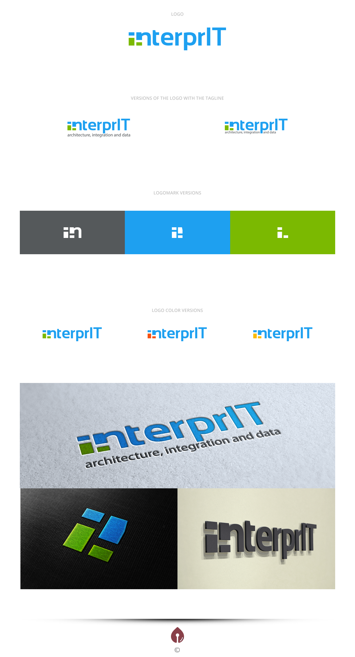 Help interprIT with a new logo